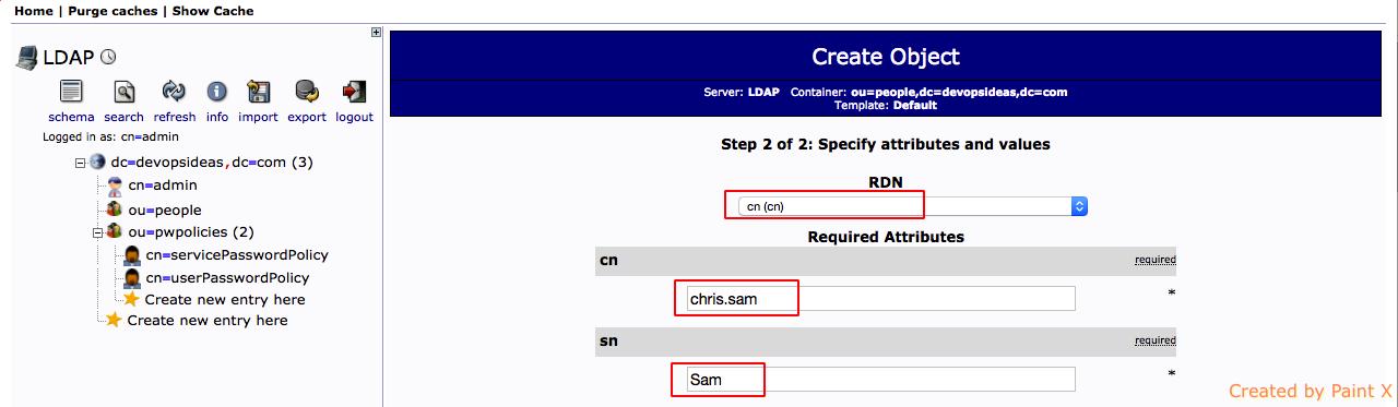 Graylog LDAP user - 4