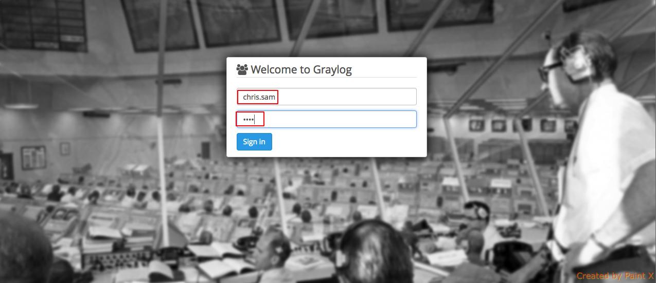 Graylog LDAP - verification - 1