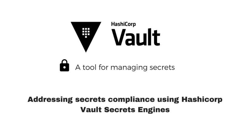 Vault Secrets Engine
